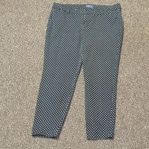 Old Navy Daisy Pixie Pants Size 16